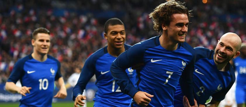 Pronóstico Francia - Alemania, UEFA Nations Cup 16.10.2018