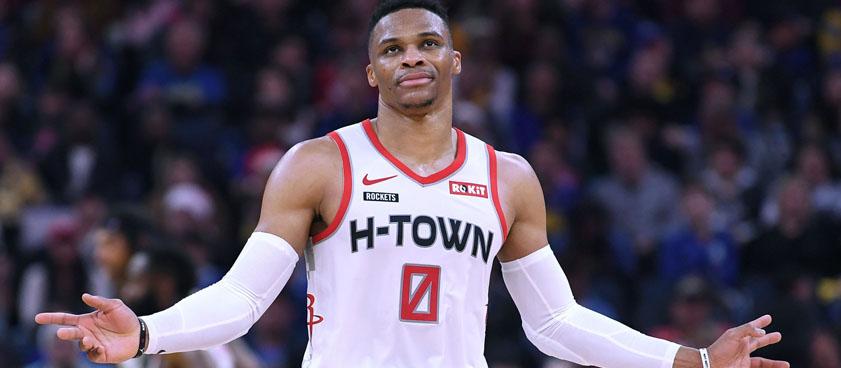 Oklahoma City Thunder - Houston Rockets: ponturi NBA