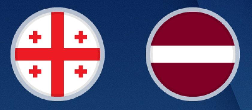 Georgia - Letonia. Pontul lui rossonero07