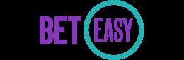 The logo of the bookmaker BetEasy - legalbet.com.au