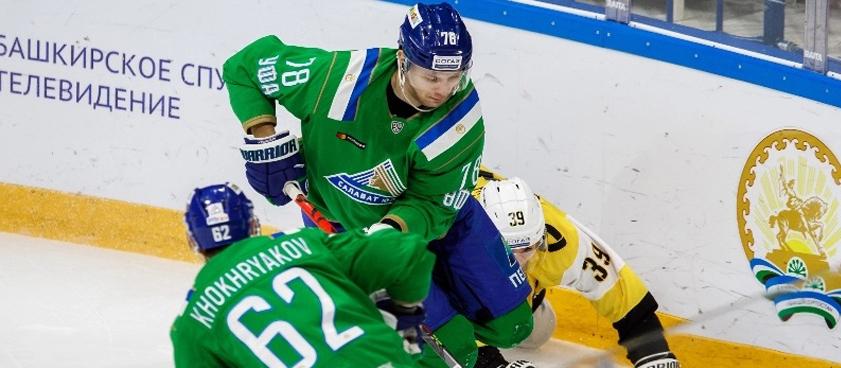 Прогноз на матч КХЛ «Салават Юлаев» — «Металлург»: успешная домашняя серия продолжится