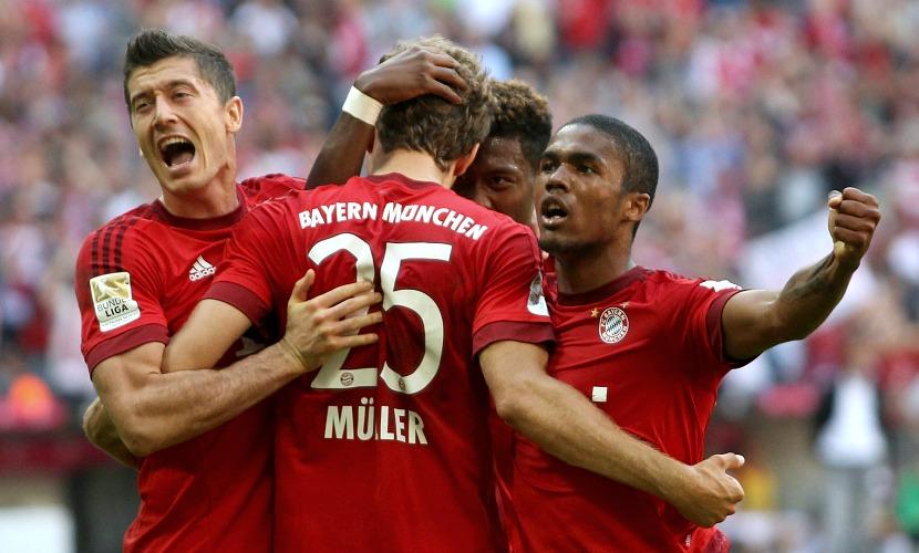 El Bayern, muy favorito