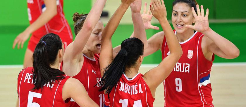 Баскетбол. Сербия - Словения. Прогноз от гандикапера Solomon