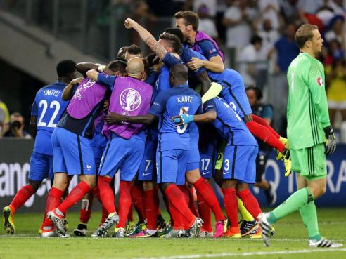 Francia busca de ganar otra Eurocopa en casa