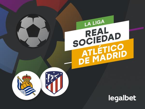 Antxon Pascual: Apuestas y cuotas Real Sociedad - Atlético de Madrid, La Liga 2020/21.