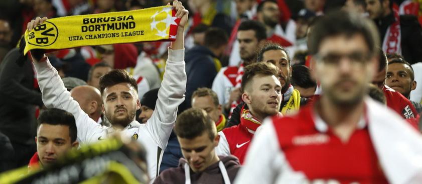 Dortmund - AS Monaco. Ponturi Pariuri Champions League