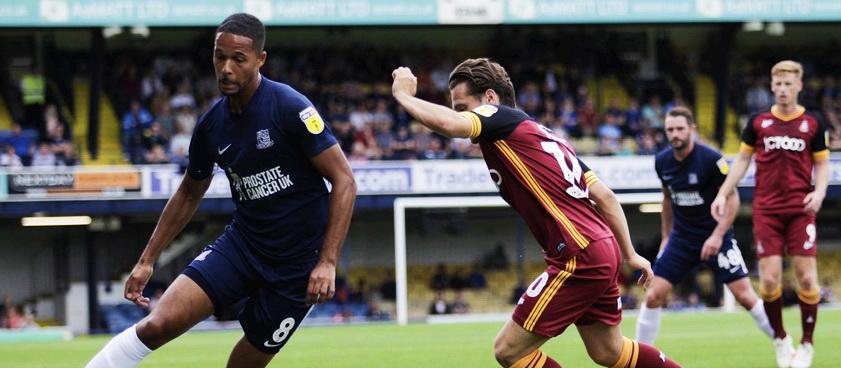 Bradford City - Southend United: Ponturi pariuri League One