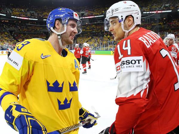 Arkadiy_bets: Швеция – Швейцария: битва между прошлогодними финалистами.