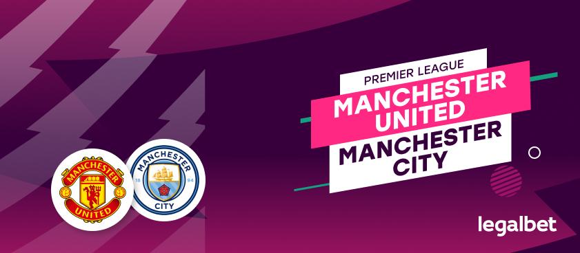 Apuestas y cuotas Manchester United - Manchester City, Premier League 2020/21