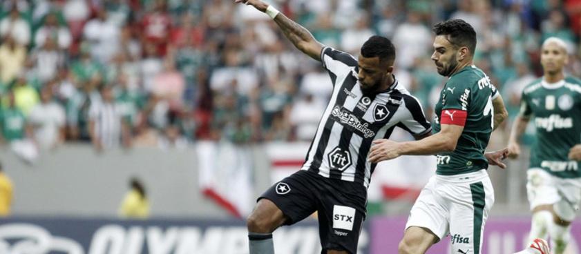 Palmeiras - Botafogo: Pronosticuri fotbal Brazilia Seria A