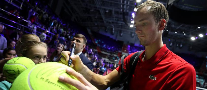 Медведев – Чорич: неудобный соперник по финалу Санкт-Петербурга для Даниила