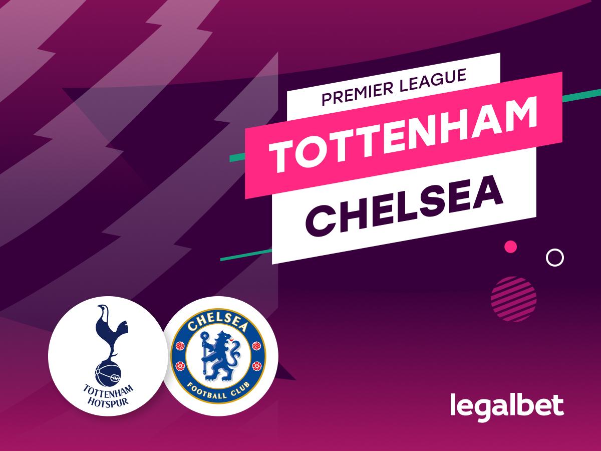 Antxon: Apuestas y cuotas Tottenham - Chelsea, Premier League 2021/22.