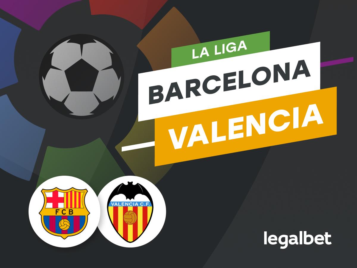 Antxon Pascual: Apuestas Barcelona - Valencia.