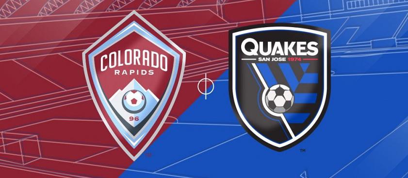 Colorado Rapids - San Jose Earthquakes. Pontul lui IulianGGMU