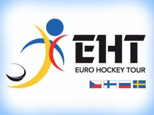 Хоккей. Евротур. Швеция. Швеция - Чехия