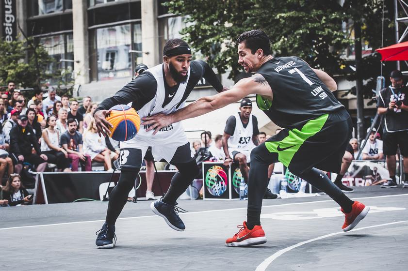 Гарлем — Лозанна: Прогноз на FIBA 3x3. Мировой тур в Лозанна