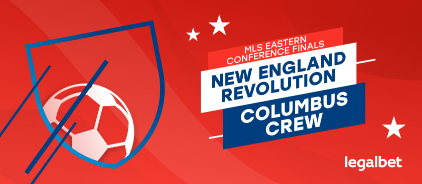 MLS Playoffs Eastern Conference Final: Columbus vs. New England