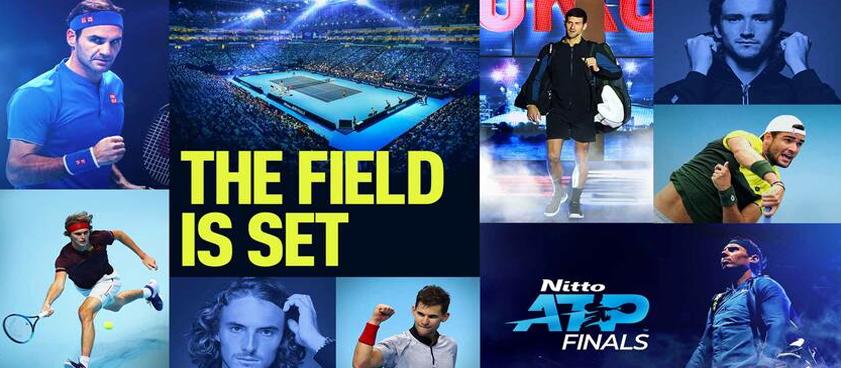Nitto ATP finals 2019: краткий путеводитель для ставок накануне старта турнира