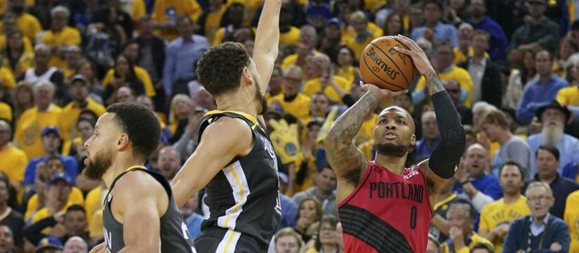 «Голден Стэйт» – «Портленд»: прогноз на регулярный сезон НБА