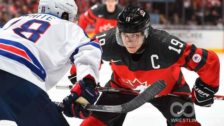 Хоккей. Чемпионат Мира (до 20 лет). США - Канада