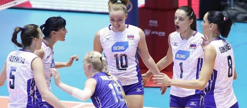 Россия – Аргентина: прогноз на Кубок мира по волейболу среди женщин