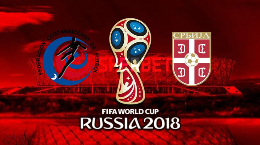 Коста-Рика - Сербия