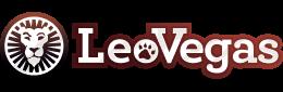 The logo of the bookmaker Leovegas - legalbetie.com