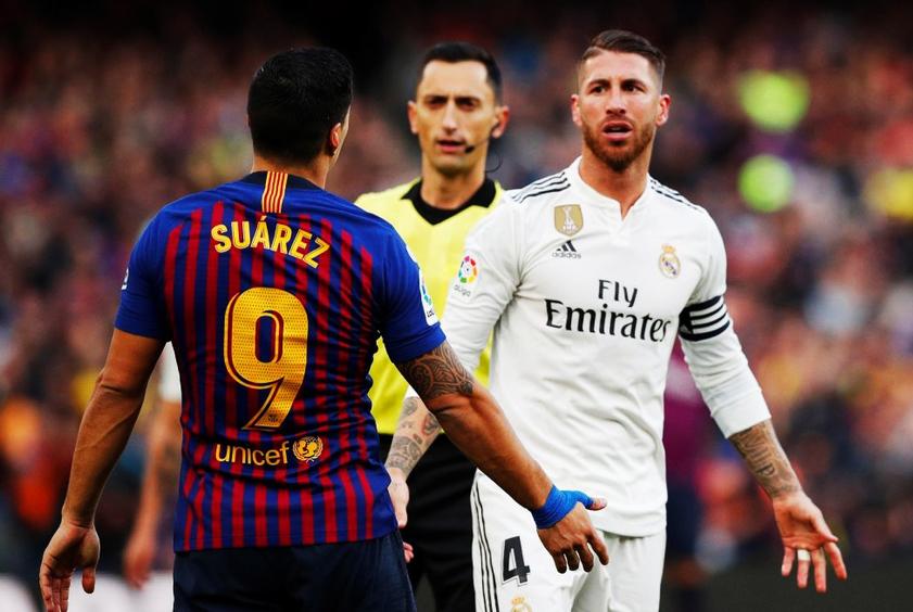Прогноз, который тебе снился. Примера. «Реал Мадрид» - «Барселона»