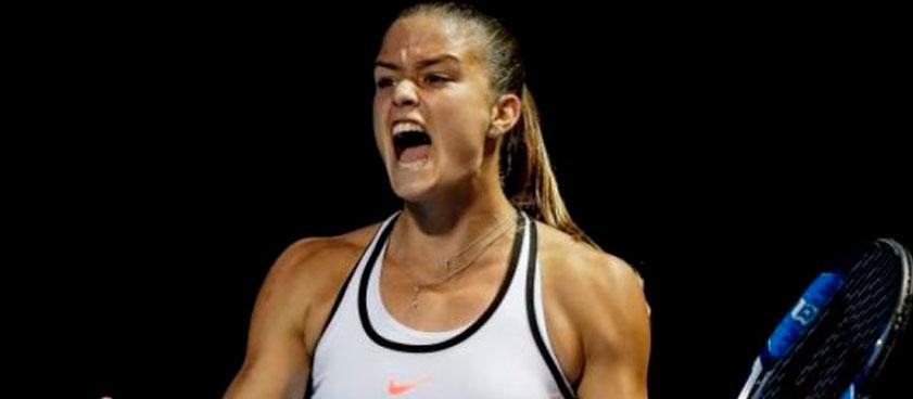 Прогноз на матч Анастасия Павлюченкова – Мария Саккари: с форой на гречанку