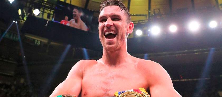 Смит — Райдер: коэффициенты на бой за титул WBA