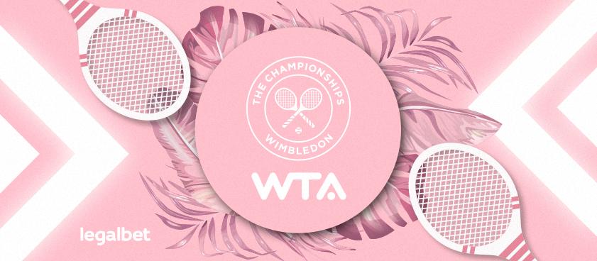 Турнир среди женщин на Уимблдоне-2019: о ставках и важной статистике