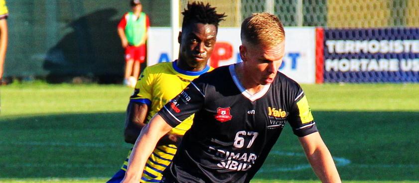 Concordia - FC Hermannstadt. Pontul lui Mihai Mironica