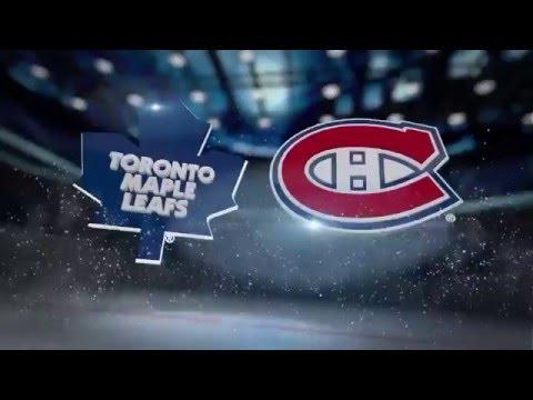 Хоккей. НХЛ. Монреаль-Торонто.