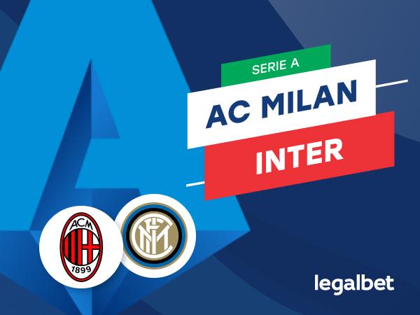 Maraz: AC Milan - Inter Milano, cote la pariuri, ponturi şi informaţii.