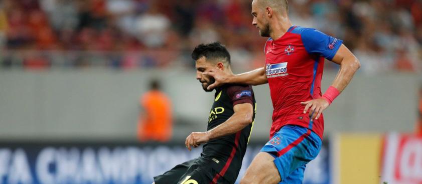 Osmanlispor - Steaua sub2.5
