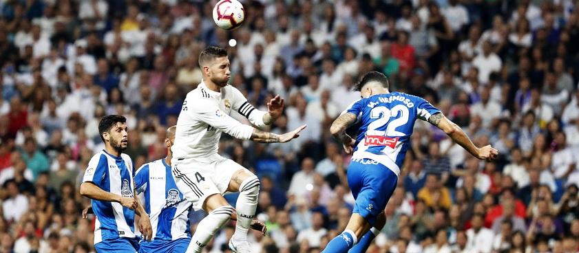 RCD Espanyol - Real Madrid: Predictii sportive Primera Division