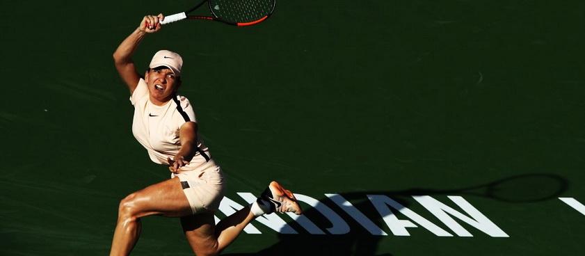 Simona Halep - Marketa Vondrousova. Ponturi pariuri sportive WTA Indian Wells