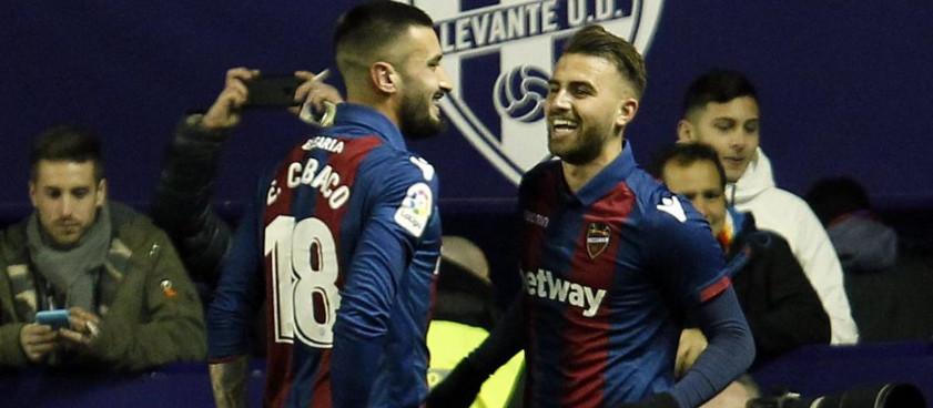 Pronóstico Leganés vs Levante, La Liga 2019