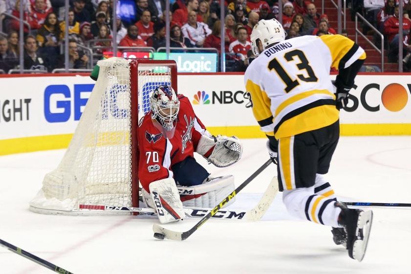 Washington Capitals - Pittsburgh Penguins, al doilea meci al unui duel de foc