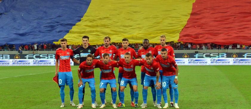 Fotbal Club FCSB - FC Botosani. Pontul lui Karbacher