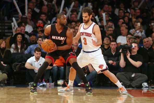 Прогноз на регулярный чемпионат NBA. Нью-Йорк - Майами