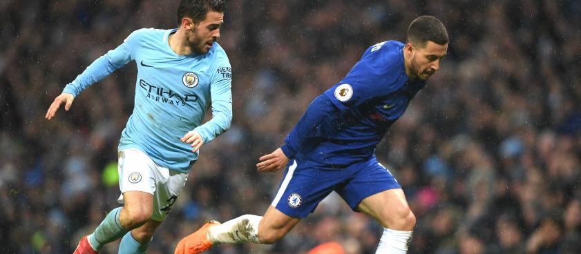 Chelsea - Manchester City. Pariul lui Wallberg