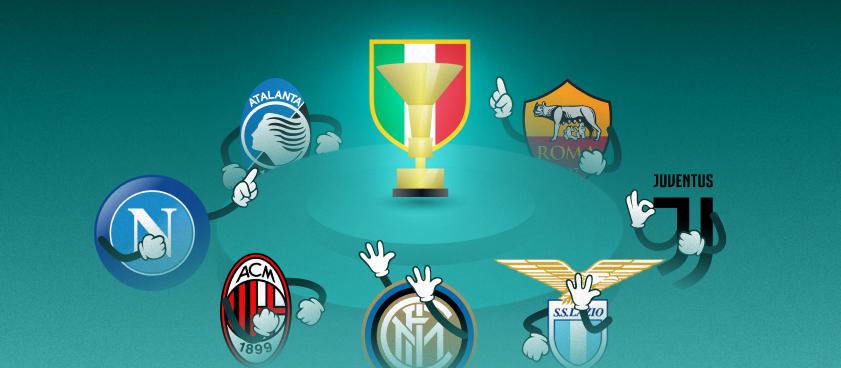 Битва за скудетто: ставки на победителя чемпионата Италии-2020/21
