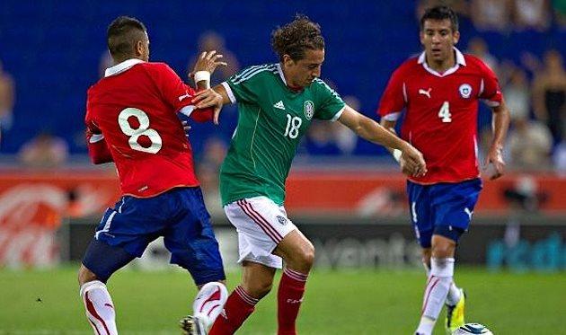 Прогноз на матч Мексика – Чили