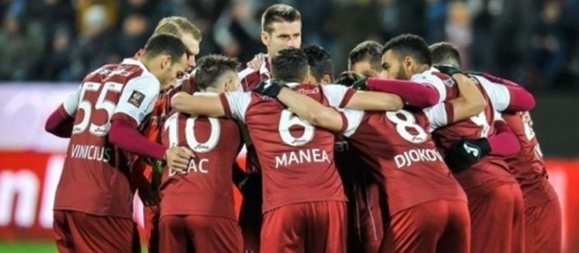 CFR Cluj - Malmo FF. Pontul lui IulianGGMU