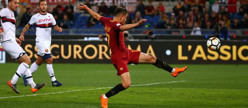 AS Roma - Genoa: Predictii pariuri Serie A