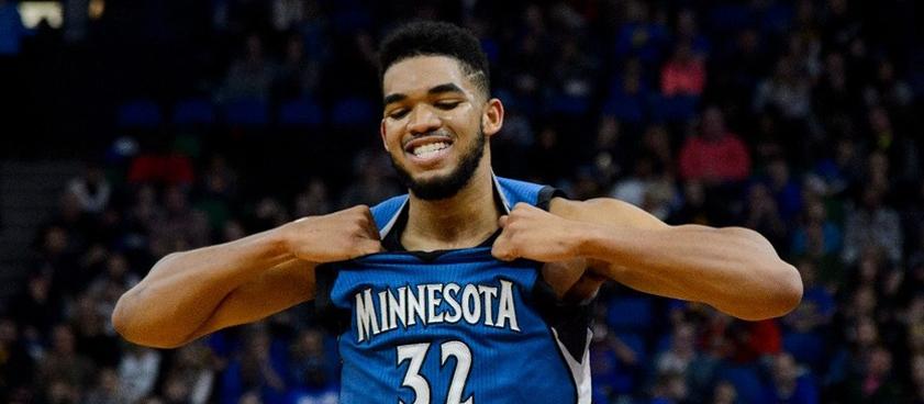 «Миннесота Тимбервулвз» – «Голден Стэйт»: прогноз на регулярный сезон НБА