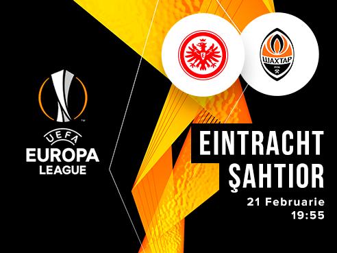 legalbet.ro: Eintracht Frankfurt - Şahtior Doneţk: prezentare cote la pariuri şi statistici.