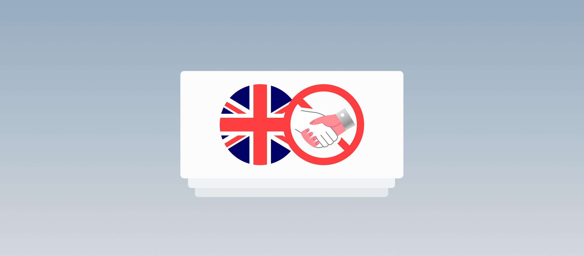 Правительство Британии склоняется к запрету размещения БК на футболках