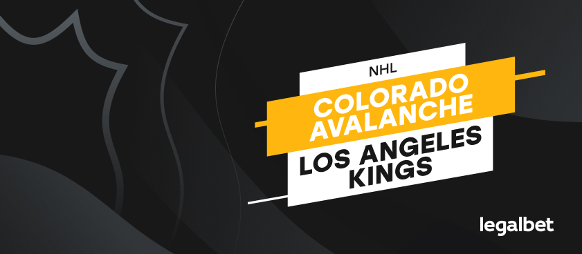 Colorado Avalanche Continue in Los Angeles After Blowout Win